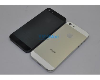 iPhone 5 back