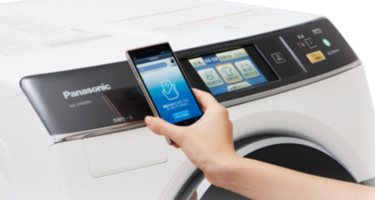 Panasonic Android washing machine