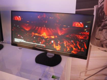 Philips 21:9 monitor