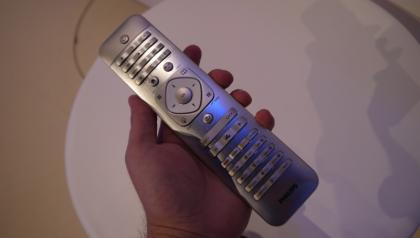 Philips remote front