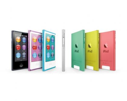 Apple iPod Nano 7th Generation