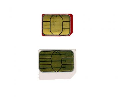 iPhone 5 SIM card comparison