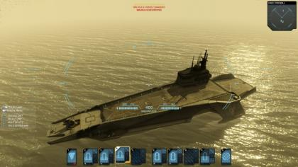 Carrier Command carrier