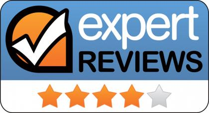 Expert Reviews four stars