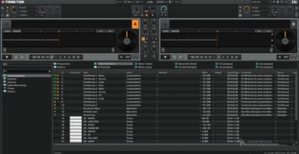 Traktor Screenshot