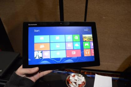 Lenovo IdeaPad Lynx tablet