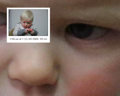 Canon EOS 6D smple shot