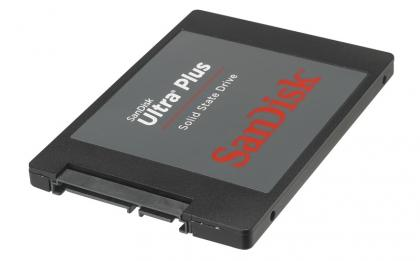 SanDisk Ultra Plus 256GB SSD
