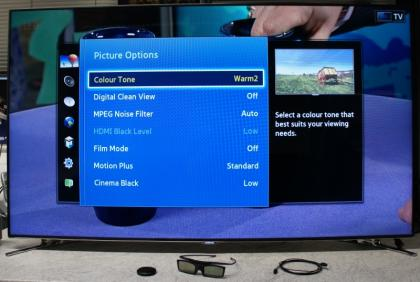 samsung f8000 smart led tv review samsung ue55f8000 4 expert reviews. Black Bedroom Furniture Sets. Home Design Ideas