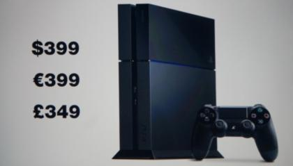 PS4 UK Price