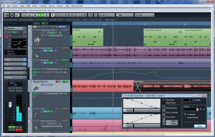 Cubase Elements 7 Arrangements