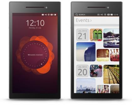 The Ubuntu Edge will dual boot Ubuntu mobile and Android