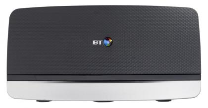 how to connect bt home hub 4