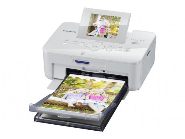 Canon Selphy printing