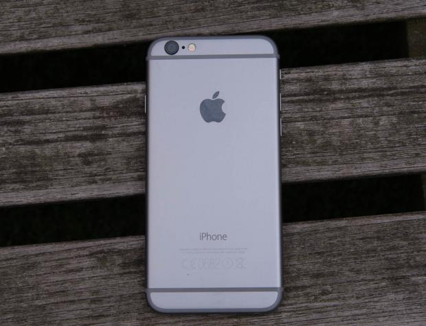 iPhone 6 rear