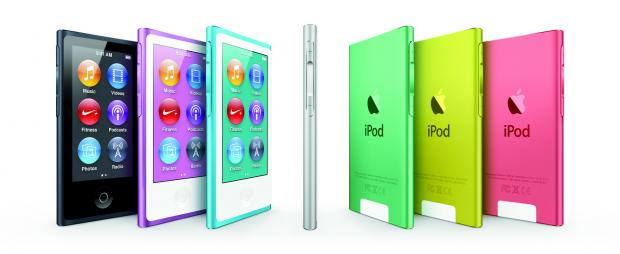 iPod Colours