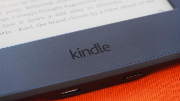 Kindle Paperwhite 2015 logo