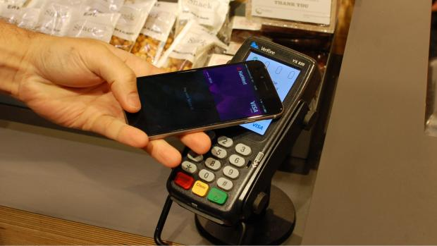Apple Pay - paying in store