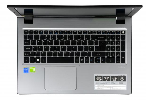 Acer Aspire V3-574G keyboard