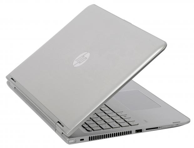 HP Envy x360 lid