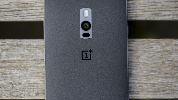OnePlus Two rear