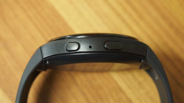Samsung Galaxy Gear S2 buttons
