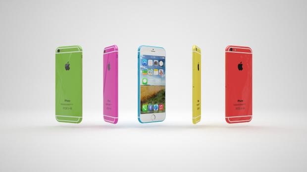 iPhone 6C rumours hero shot