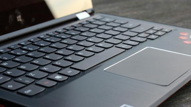 Lenovo Yoga 700 11in keyboard and touchpad
