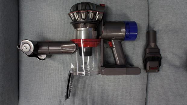 Dyson V8 Absolute Review The Best Cordless Vacuum At A