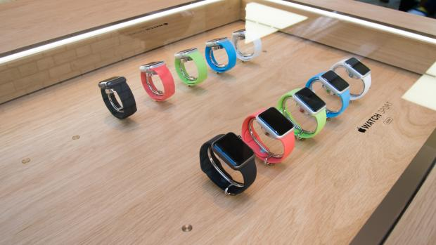 Apple Watch Sport variations