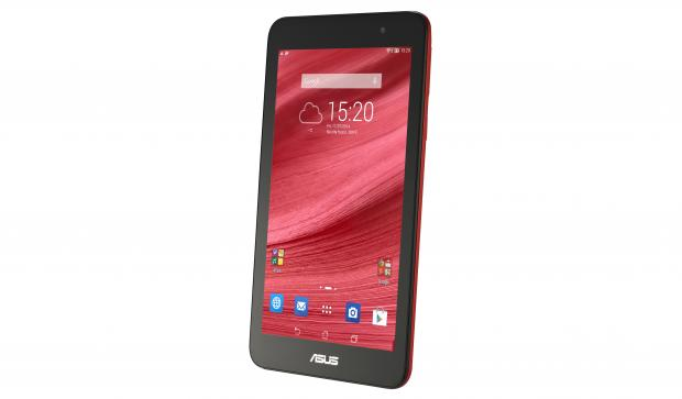 Asus MemoPad HD 7 intro shot