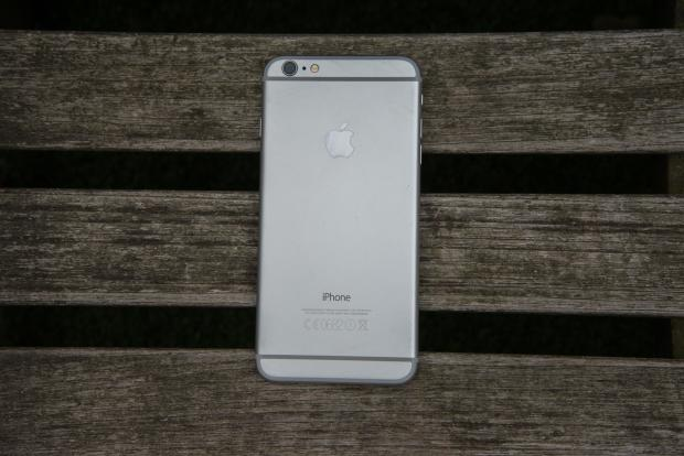 iPhone 6 Plus rear