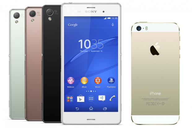 sony xperia z3 vs iphone 5s which should you buy. Black Bedroom Furniture Sets. Home Design Ideas