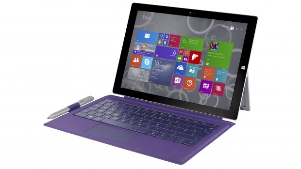 Microsoft Surface Pro 3 with Type Cover