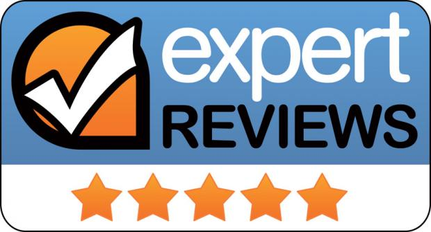 Expert Reviews five stars