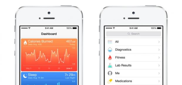 Health on iOS 8