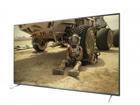 The Martian on a big TV