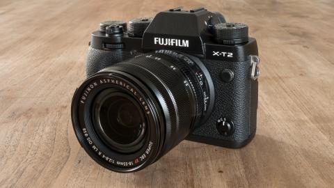 Fujifilm X-T2 main