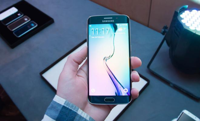 Samsung Galaxy S6 Edge hands on hero