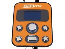 The Singtrix effects unit lets you choose from over 300 vocal effects, but many are similar