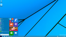 Windows 10 Technical Preview teaser