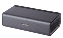 Creative Sound Blaster Roar front angle