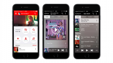 ROK Mobile music streaming service
