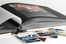 How to scan old photos lead