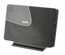 ZyXEL NBG6716 front angle