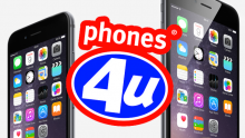 iPhone 6 and iPhone 6 Plus at Phones 4u