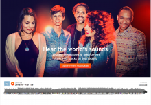 SoundCloud on Sonos