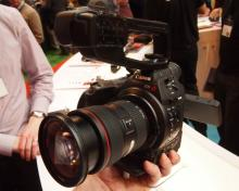 Canon C100 review - Hands on