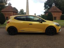 Renault Clio RS 200 Turbo EDC Lux Side Shot
