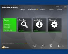 Symantec Norton Internet Security 2014